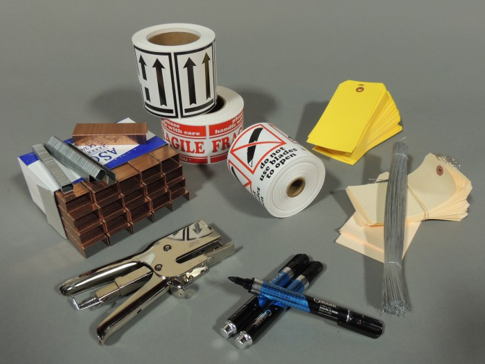 AM Shipping Supplies - shop