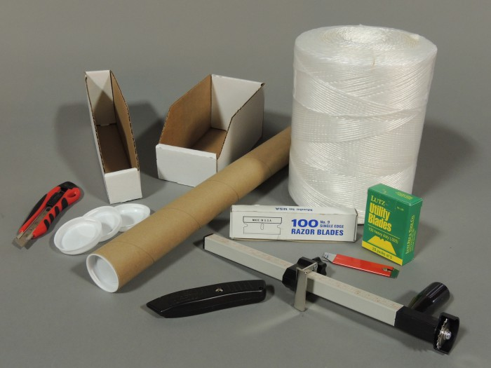 Mailing Tubes & Material Handling