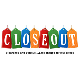 Closeouts & Surplus
