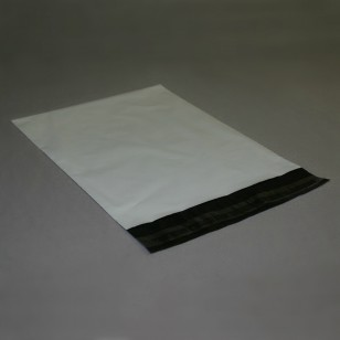 Self-Seal White Poly Mailers