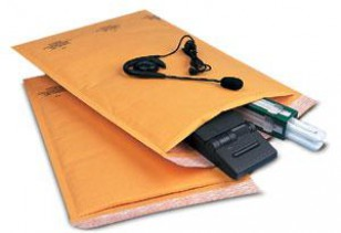 Self-Seal Kraft Bubble Mailers