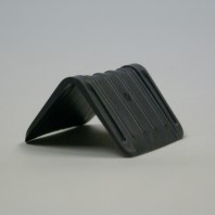 2 1/4 x 1 1/2 Black Strap Guards