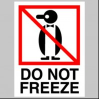 Do Not Freeze Labels