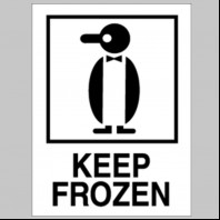 Keep Frozen Labels