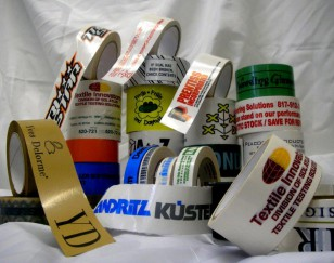 3 Inch Custom Printed Tape