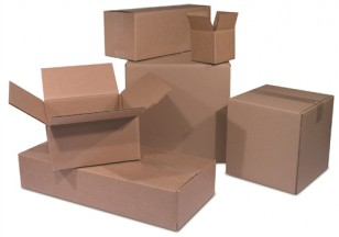 Stock Shipping Boxes