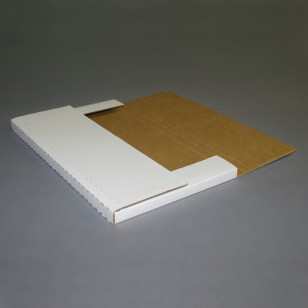 1491 Ident. 14 1/8 x 8 5/8 x 1 Bookfold Mailers