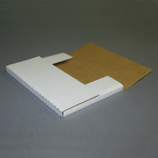 1081 Ident. 10 1/4 x 8 1/4 x 1 1/4 Bookfold Mailers