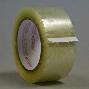 2 x 110yd Clear High Tack Carton Sealing Tape
